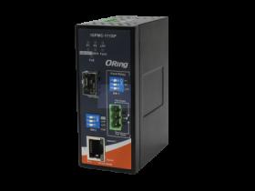 ORING Din-Rail Ethernet Media Converter