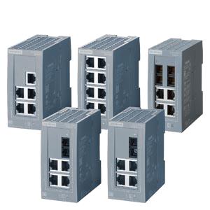 Ruggedcom Layer3 managed ethernet switch