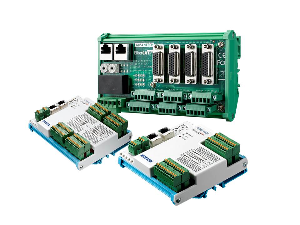 Distributed Motion Control Solutions