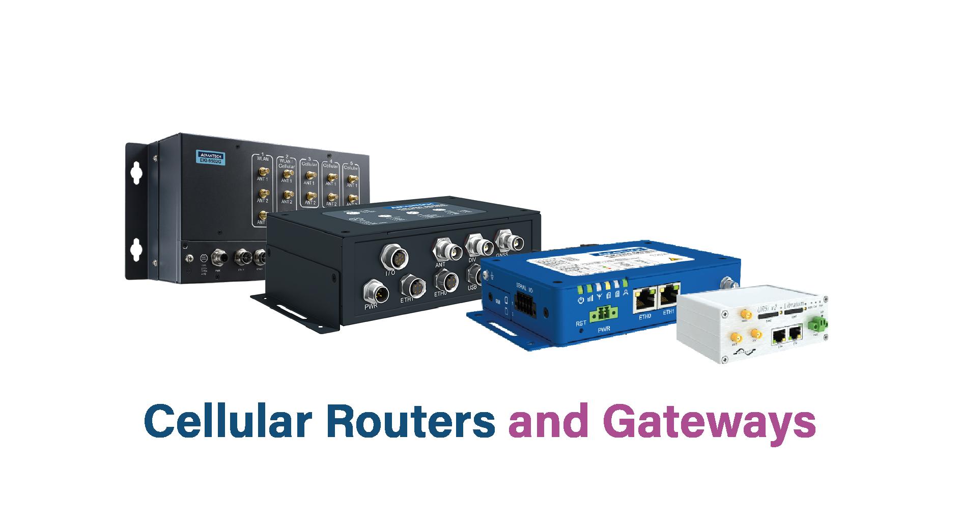ind. cellular router