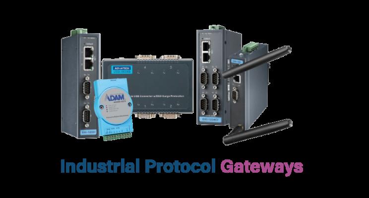 industrial protocol gateway