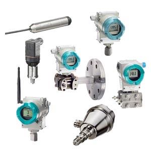 SIEMENS Pressure instruments