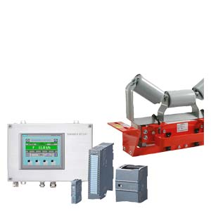 Weighing components