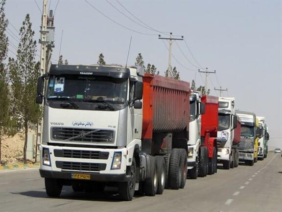 تشخیص اضافه بار وسایل نقلیه در چین