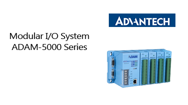 modular I/O system Adam5000